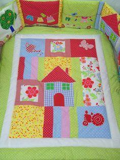 Farmhouse baby set