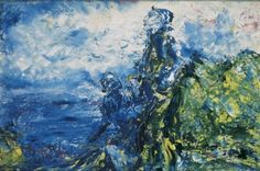 Jack Yeats Irish Painters, Jack B, William Butler Yeats, Samuel Beckett, Irish Art, Art Pieces, Brother, Paintings, Artists