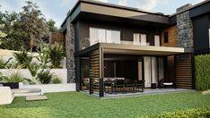 Artmahal Urla Evleri Garage Doors, Villa, Outdoor Decor, Home Decor, Decoration Home, Room Decor, Home Interior Design, Fork, Villas