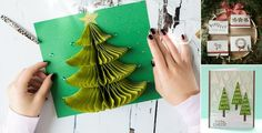 12 Beautiful Diy and Homemade Christmas Card Ideas