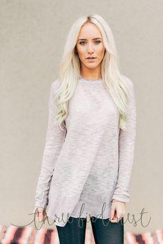 Avery Layered Sweater
