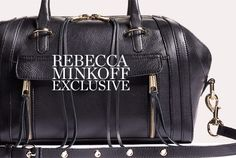 Rebecca Minkoff 'Darcy' Leather Satchel (Nordstrom Exclusive)