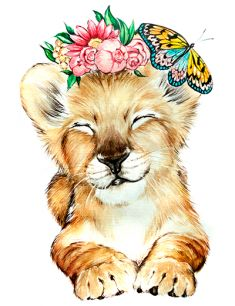 тату звери razer seiren x (black color) - Black Things Amazing Drawings, Cute Drawings, Animal Drawings, Amazing Art, Animals Watercolor, Watercolor Art, Art Aquarelle, Cute Illustration, Dog Art