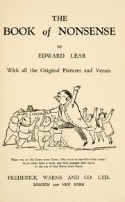 Published for the first time from ms. drawings and text executed by Lear about 1849; cf. Publishers' note
