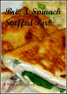"""Turn regular pork cutlets into impressive Brie and Spinach Stuffed Pork Schnitzels & Calling all fashionistas! Win a new wardrobe worth $1,500! To get entered, visit our website (www.JoanOfArcBrie.com) or the """"Brie The Best You"""" tab on our Facebook page (desktop only). Contest runs September 1-30, 2015. #JoanOfArcBrie #BrieTheBestYou #OhLaLaFromage"""