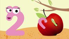 Číslovanky - učíme sa počítať čísla a farby (pre deti po slovensky) Yoshi, Character, Youtube, Youtubers, Lettering, Youtube Movies