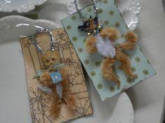 Dogs Chenille Ornaments