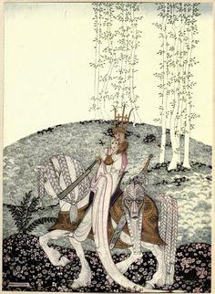 Ilustración clásica: Kay Nielsen | RZ100 Cuentos de boca