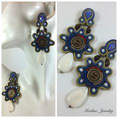 Morline Jewelry ... e questi sono per me, da un modello di Dori Csengeri