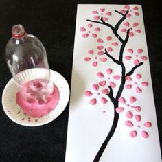 DIY art!! Genius!  |Repinned by www.borabound.com