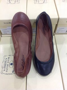 7d01b20e860a Bourbon and black lucky flats. bfearless. Lucky Brand Shoes