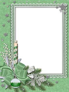 Page Borders Design, Border Design, Christmas Frames, Christmas 2019, Christmas Letterhead, Kids Background, Borders And Frames, Winter Scenery, Flower Frame