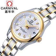 89893b58e8b ... Lady Automatic Mechanical Self wind Fashion Montre Relogio Feminino  Watch Women-in Women s Watches from Watches on Aliexpress.com