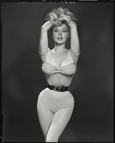 "Betty Brosmer.The first ""supermodel"" Unbelievable hourglass figure. 38-18-36 to be precise! Omg."
