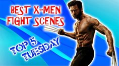 Top 5 X-Men Movie Fight Scenes