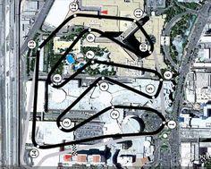 Risultati immagini per caesar's palace circuit