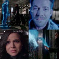 "Regina and Robin Hood - 5 * 21 ""Last Rites"" #OutlawQueen"