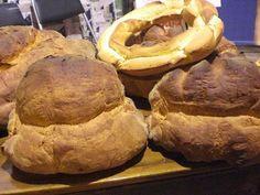 Pane di Matera. Basilicata. Italy