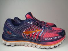 Women Brooks Glycerin 12 Running Cross training shoes size 8.5 US Medium B   Brooks   54df092e952