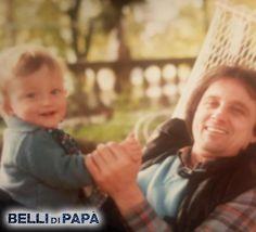 #FrancescoFacchinetti Francesco Facchinetti: Ogni tanto mi fermo a guardare la mie foto di quando ero piccolo. Lo faccio per ricordarmi chi sono e da dove vengo. In questa foto sono con mio papà: Camillo detto anche Roby. In questi anni hanno spesso utilizzato la parola RACCOMANDATO quando parlavamo di me e sapete cosa vi dico? AVEVANO RAGIONE. Mio padre mi ha fatto il regalo più grande che potesse farmi, mi ha regalato la passione per quello che faccio e mi ha insegnato il