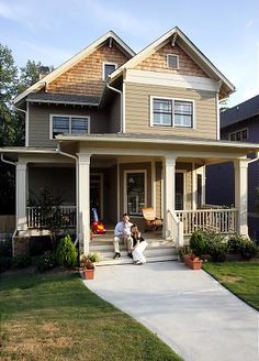 Craftsman homes. Cant get enough