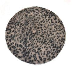 Leopardo Cappelli Invernali - 5 Variants Winter Wool Beret Cap