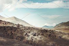 Mountains Landscape Travel  by e v e r s t on @creativemarket