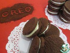 """Готовим Шоколадное печенье """"Орео"""" рецепт приготовления с фотографиями #13"""