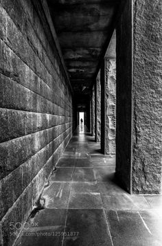 light in end of tunnel by Elstrup #Architecture #fadighanemmd