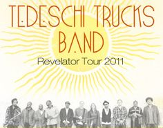 Tedeschi Trucks Band Revelator : 1000 images about tedeschi truck band on pinterest tedeschi trucks band tedeschi trucks and ~ Hamham.info Haus und Dekorationen