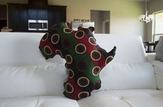 Femi Africa Pillow | LLULO
