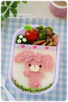 【ぼんぼんりぼんちゃん】の画像 | Mai's スマイル キッチン