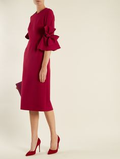 Designer Clothes, Shoes & Bags for Women Winter Dresses, Day Dresses, Dress Outfits, Evening Dresses, Short Dresses, Fashion Dresses, Dress Up, Elegant Dresses, Beautiful Dresses