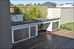 Australian Outdoor Kitchens