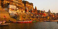 Varanasi - The Cultural Capital of India #tripoto #Logo #travel #Culture
