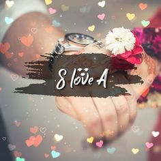 Love Images With Name, Cute Love Images, Cute Love Stories, Love Picture Quotes, Love Photos, Love Pictures, Love Words, A Letter Wallpaper, Love Quotes Wallpaper