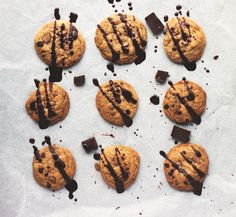 The Ultimate Gluten Free Choc Chip Cookies