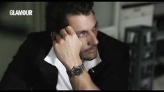 David Gandy - screencap Glamour Spain BTS video - june 2013