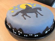 mijn sinterklaas taart