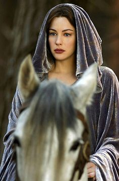 Liv Tyler in Lord of the Rings. I'm pretty sure she's perfect.
