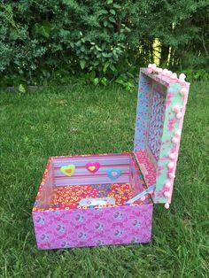 La caja de Luisa