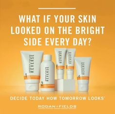 Exposure to the sun and environment can accelerate early signs of aging, including dullness, discoloration and uneven skin tone. Clean the slate and see a brighter future for your skin with the REVERSE Brightening Regimen.