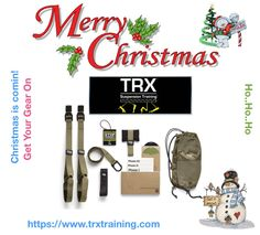 TRX Christmas - http