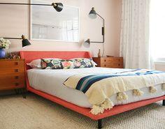 Lucy's Bedroom | Little Green Notebook | Bloglovin'
