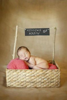 Baby booth pic