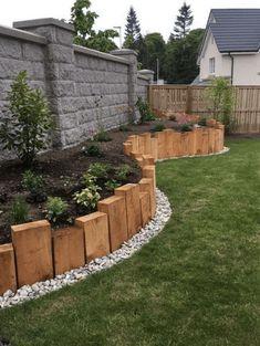 ✔ 29 popular modern front yard landscaping ideas 19 – Your Backyard – Diy Backyard Backyard Garden Landscape, Outdoor Landscaping, Front Yard Landscaping, Backyard Patio, Lawn And Garden, Outdoor Gardens, Landscaping Ideas, Front Gardens, Hillside Landscaping