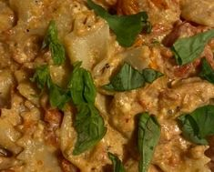 BAKED FETA PASTA WITH CHICKEN 1 box of your favorite pasta, cooked al dente, strained 8-ounce block of feta cheese 2 cups cherry tomatoes 2 cloves garlic, chopped 1/4 cup, plus 1 tbsp olive oil 1 tsp oregano salt and pepper to taste lemon zest several fresh basil leave, chopped 1 lb chicken breast tenders, cut into bite sized pieces Chicken Seasoning, Chicken Pasta, Feta Pasta, Supper Ideas, Fresh Basil, Bite Size, Cherry Tomatoes, Olive Oil, Roast