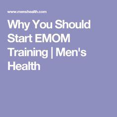 Why You Should Start EMOM Training | Men's Health