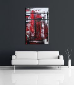 I like this painting and wall colour