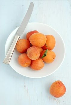 // summer apricots